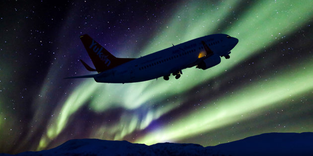 Northern Lights Flights