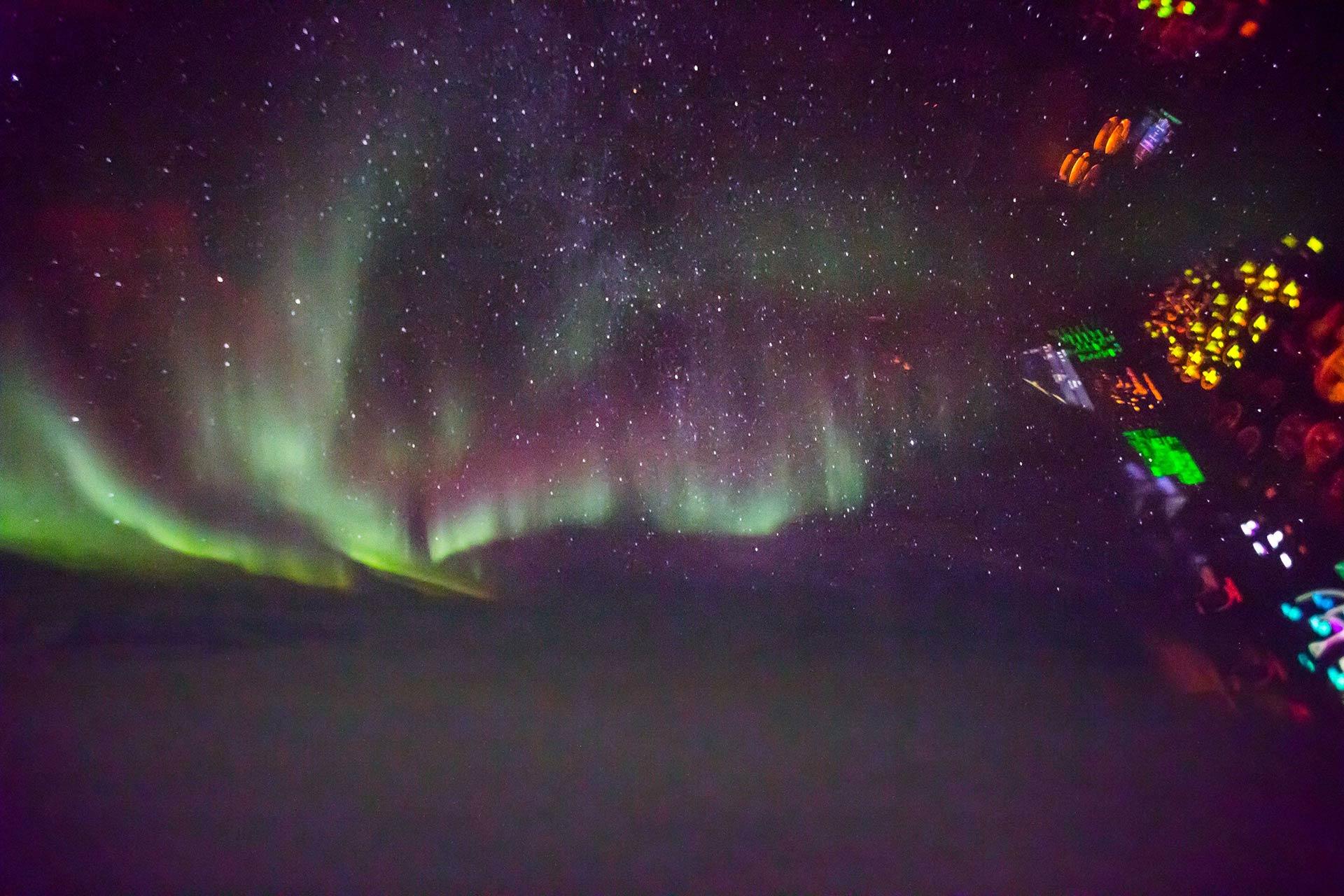 Northern Lights Flights
